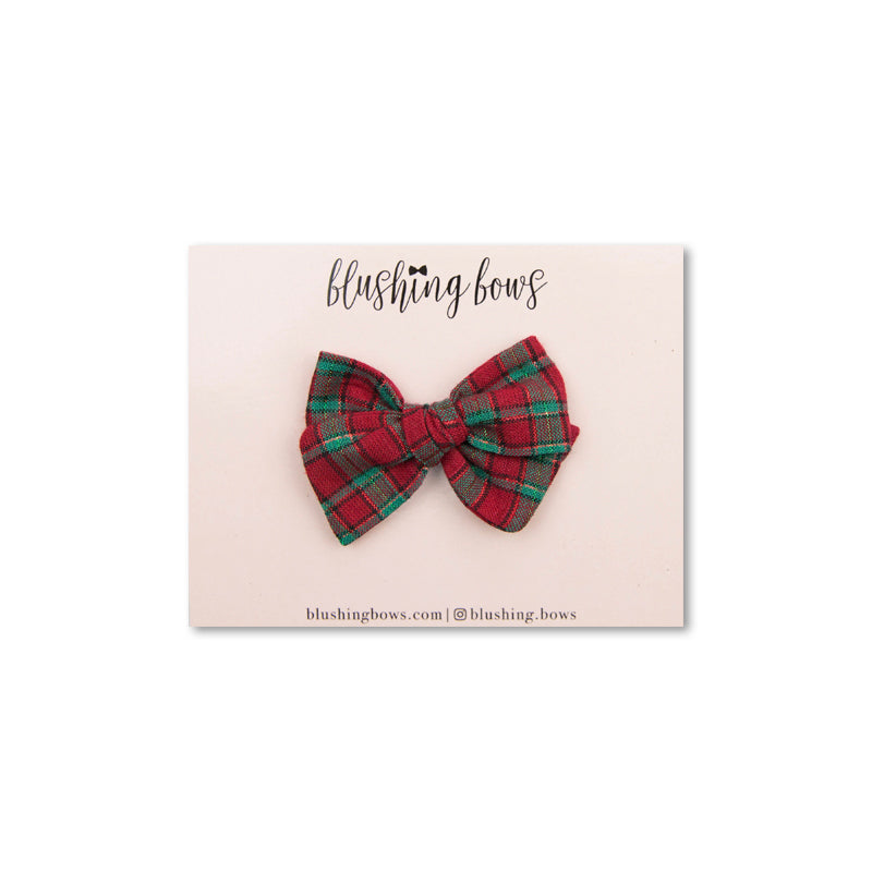 Merry Merry | Multiple Styles (Headband or Clip)