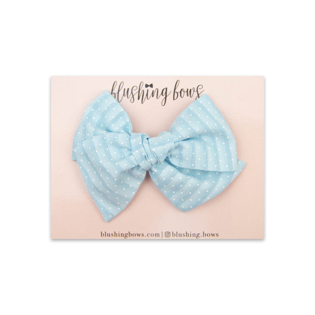 Blue Dot Vintage | Multiple Styles (Headband or Clip)