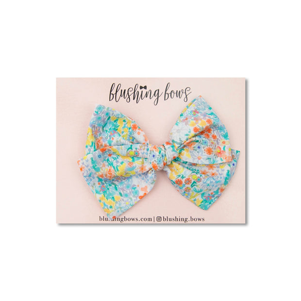Bright Meadow | Liberty of London | Multiple Styles (Headband or Clip)