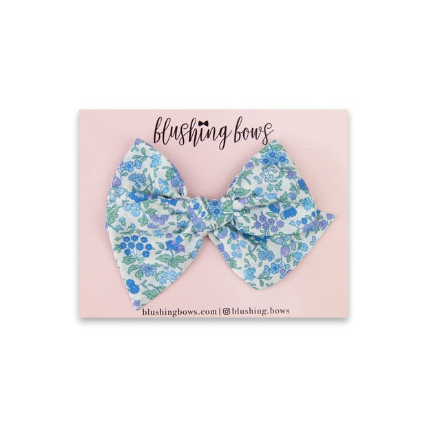 Bluebell | Multiple Styles (Headband or Clip)