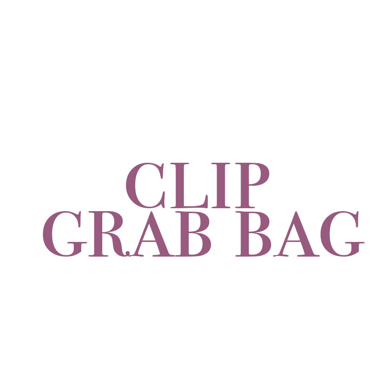 Clip Grab Bag