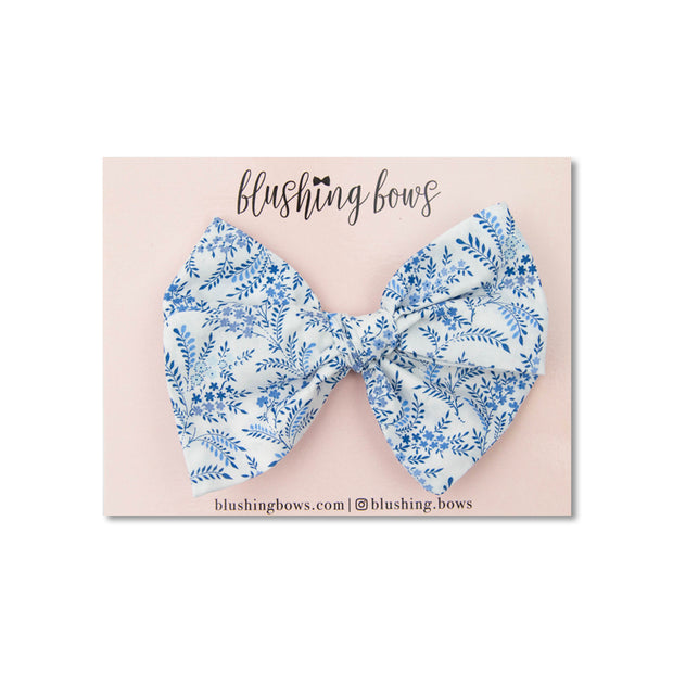 Dutch Floral | Liberty of London | Multiple Styles (Headband or Clip)