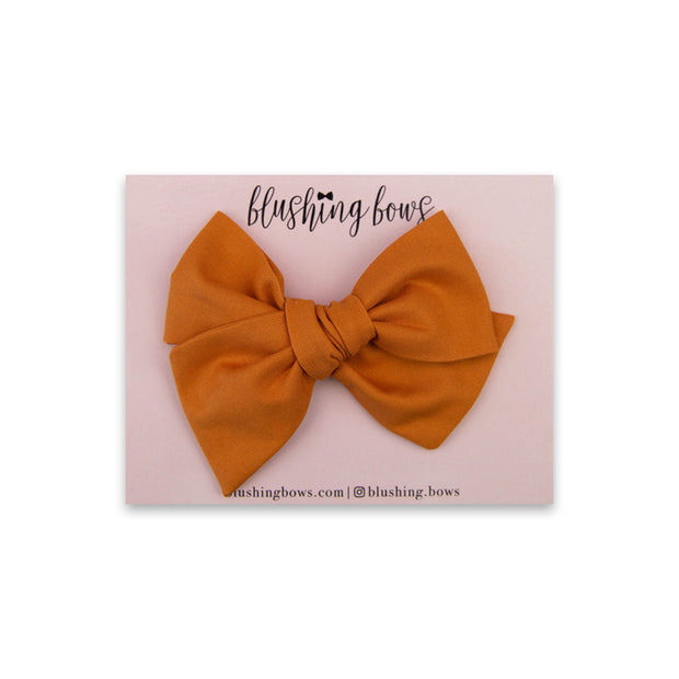 Marmalade |  Multiple Styles (Headband or Clip)