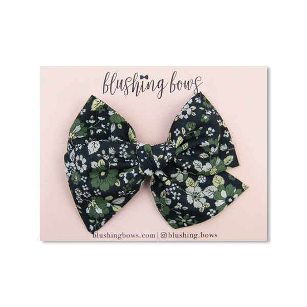 Gwenn Floral | Multiple Styles (Headband or Clip)