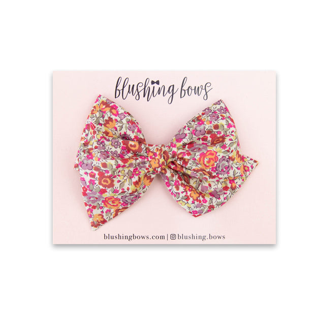 Lyla Belle Liberty of London | Multiple Styles (Headband or Clip)