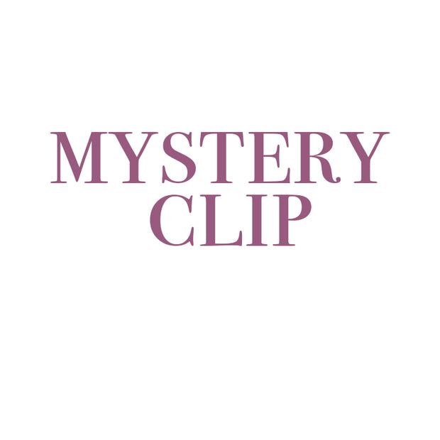 Mystery Bow or Specialty Clip