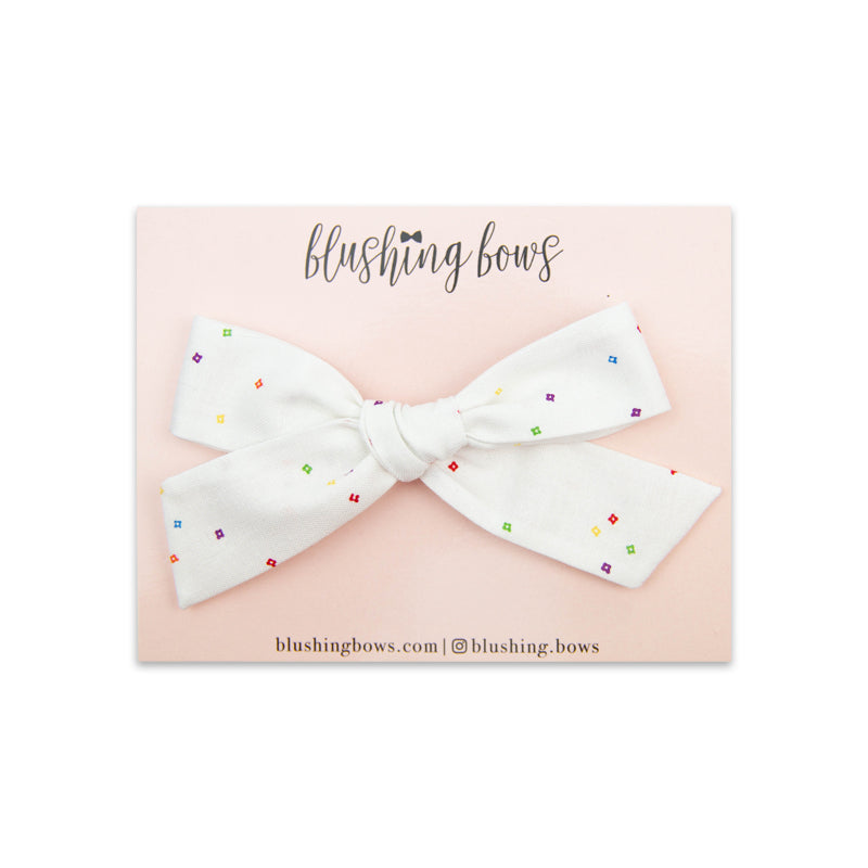 Party Speck | Multiple Styles (Headband or Clip)
