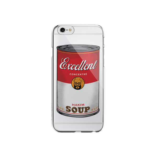 iPhone case - Soup