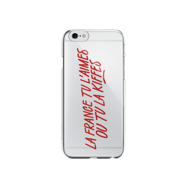 iPhone case - La France
