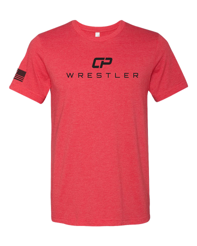 Sublimated Triblend Crew - CP WRESTLER