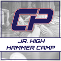 Jr High Hammer Camp (May 15th-16th)