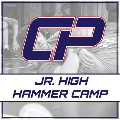 Jr High Hammer Camp (May 22nd - May 23rd)