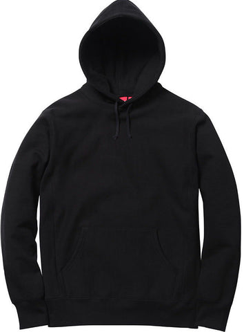 Supreme Pure Fear Hooded Sweatshirt SS16 Black