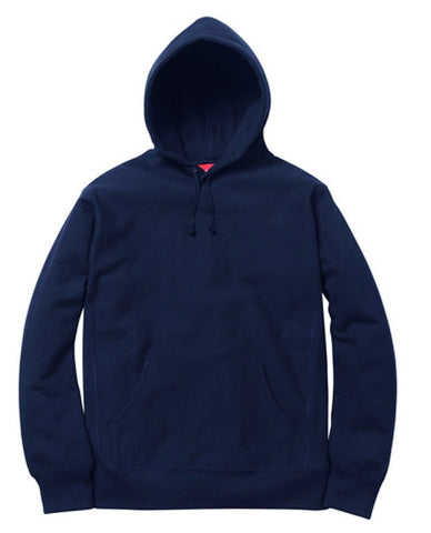 Supreme Pure Fear Hooded Sweatshirt SS16 Navy