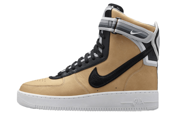 hot sale online 0839c 31482 Nike Air Force 1 High SP Ricardo Tisci Givenchy Tan