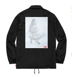 Supreme Digi Coaches Jacket SS17 Black