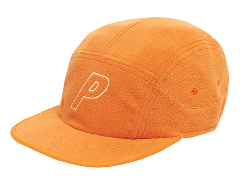 Palace Fleece 7-panel Cap Orange