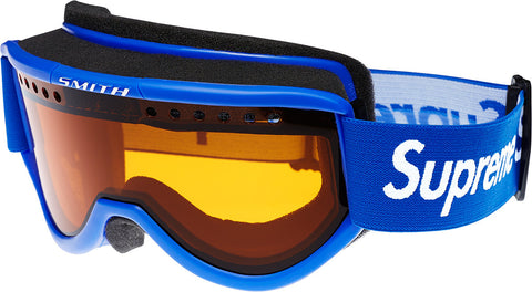 Supreme Smith Cariboo OTG Ski Goggle FW15 Blue