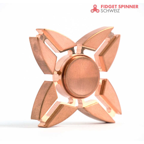 Fidget Spinner - Crab Quad-Spinner