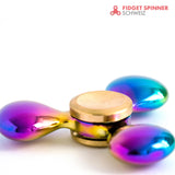 Fidget Spinner - Bubble Rainbow
