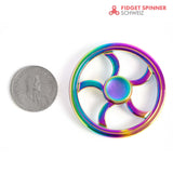 Fidget Spinner - Rad Rainbow