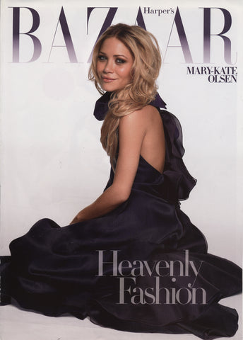 Harper's Bazaar September 2007 - cover