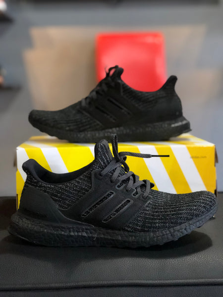 adidas Ultraboost 4.0 Triple Black