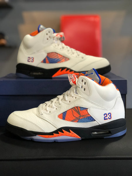 Jordan retro 5 International Flight