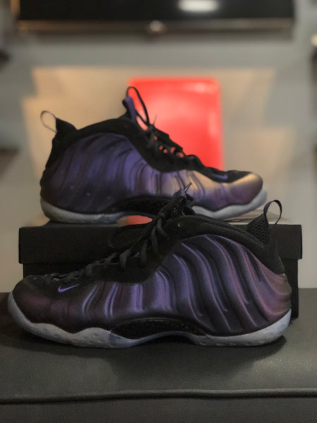 Nike Air Foamposite One Eggplant 2017
