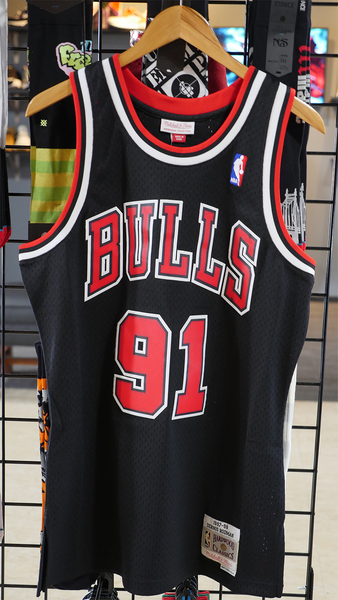 "Mitchell and Ness Swingman Jersey ""Dennis Rodman"" 97-98"