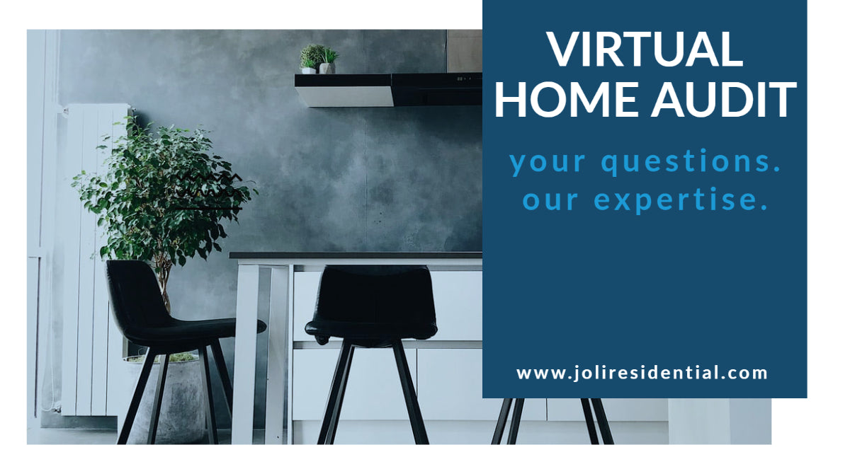 Joli Residential Virtual Home Audit Mother's Day Gift Guide Atlanta