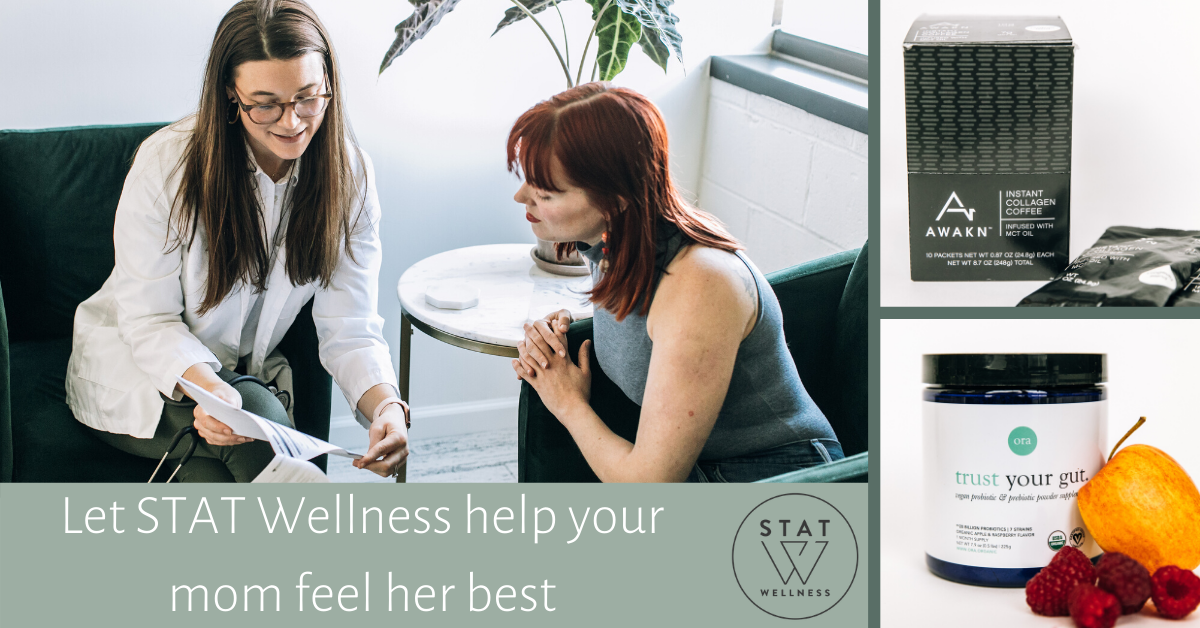 STAT Wellness Mother's Day Gift Guide Atlanta