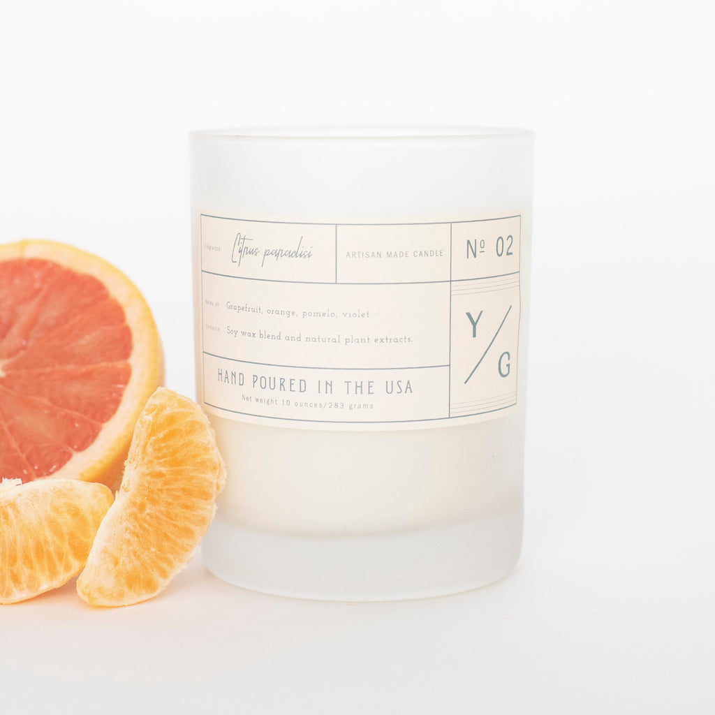 No 02 | Grapefruit, Orange, Pomelo & Violet