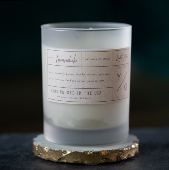 Limited Edition | lavender, balsam, blue fir, oak moss & palo santo