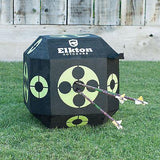 archery cube with arrows