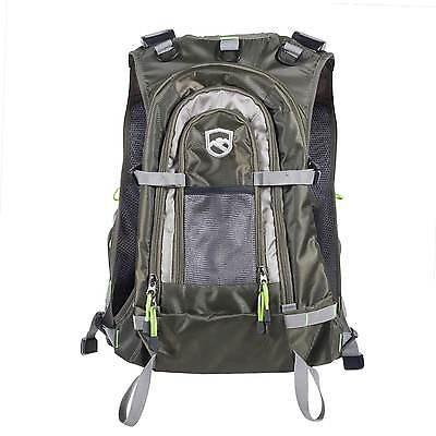 Fly Fishing Vest Backpack With Wading Pack