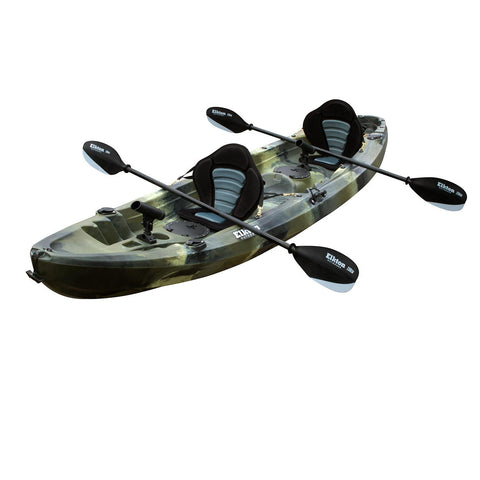 12' Two Person Sit On Top Fishing  Fishing Kayak