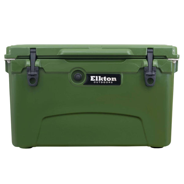 45 Quart Ice Chest With Bottle Opener, Drain Plug & Freezer Gasket Seal