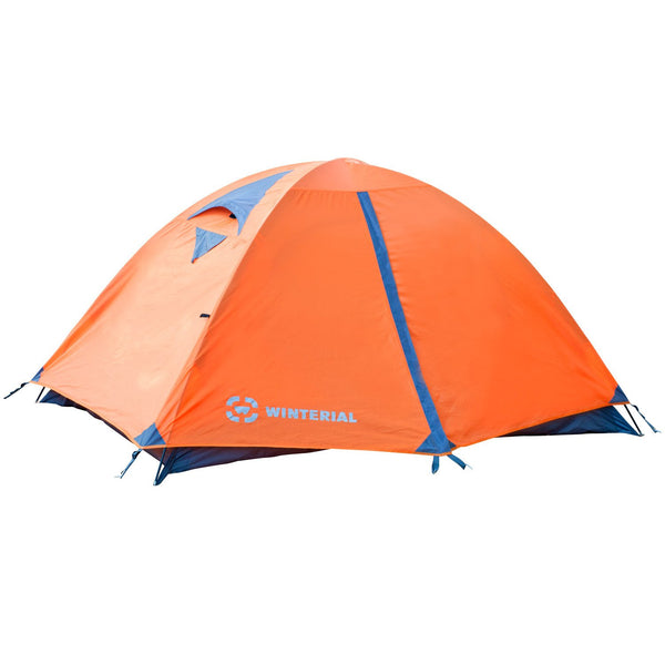 2 person camping tent for backpacking, hiking or camping.