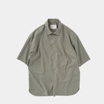 Layered Shirt (Olive)