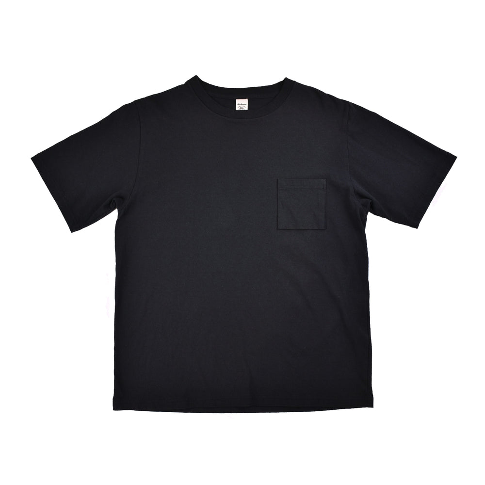 JACKMAN Pocket T Shirt Black