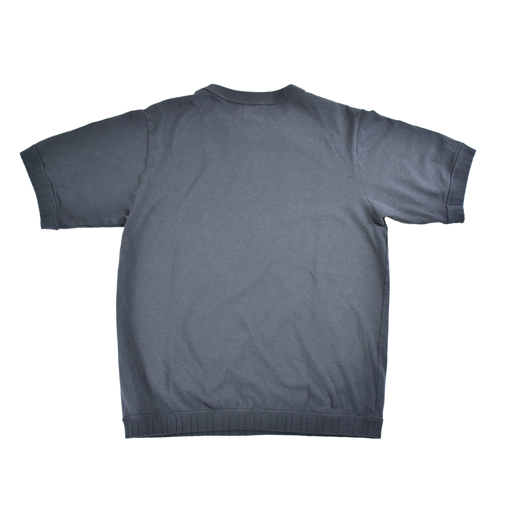 JACKMAN Rib T Shirt Dark Grey