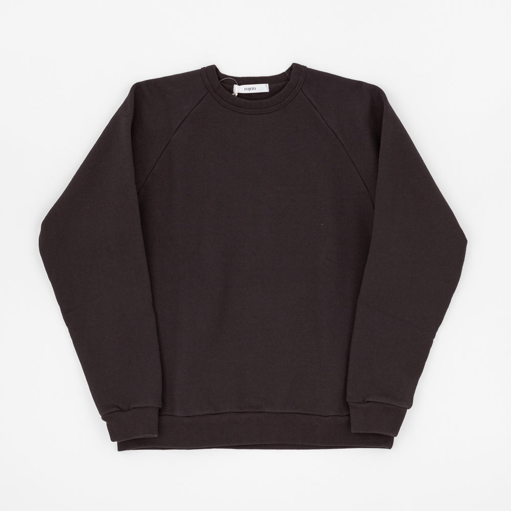 Crew Neck Sweat (Charcoal)