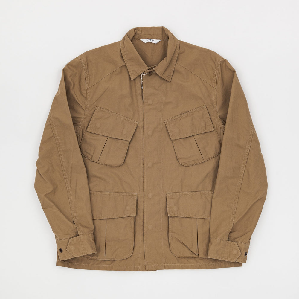 Jungle Fatigue Jacket (Beige)