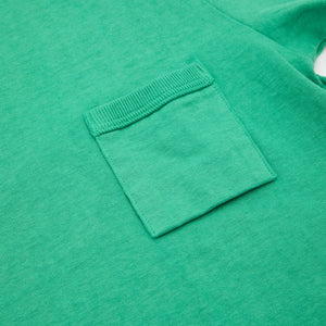 Dotsume Pocket T-Shirt (Kelly Green)