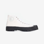 Climber High Top (White/Black Sole)