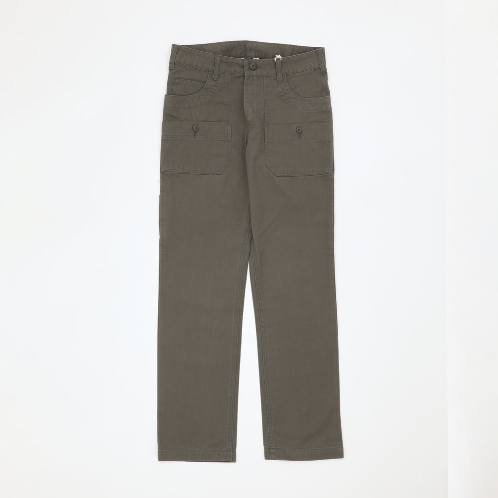 Explorer Pants (Olive Green)