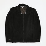 Fleece Blouson (Black)