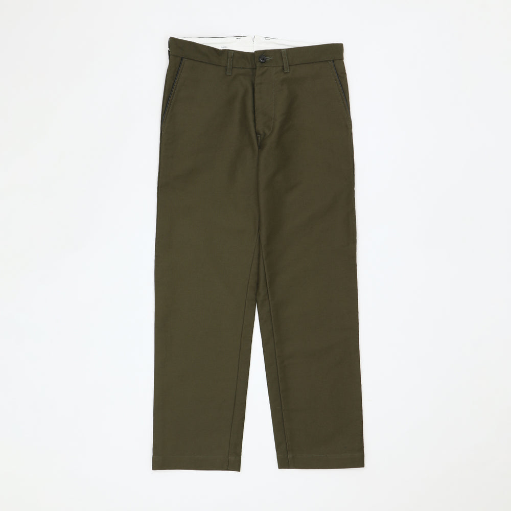 Tapered Pants (Olive Green)