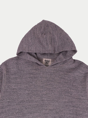Jackman Pullover Hooded Sweat (Heather Grey)